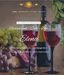 Restaurant-Cafe-Bar Elena Oberasbach
